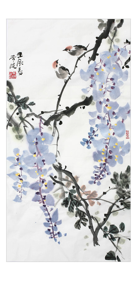 初夏时节,小林画画 - 小林 - 数码生存